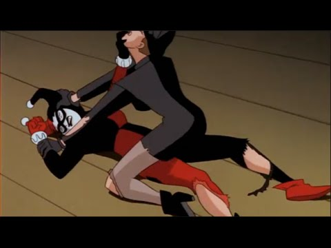 Harley Quinn vs Mercy