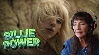 PSICOLOGA REACCIONA A Billie Eilish - Your Power (Official Music Video)