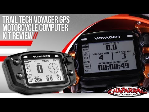 Trail Tech Voyager GPS Computer Kit Review