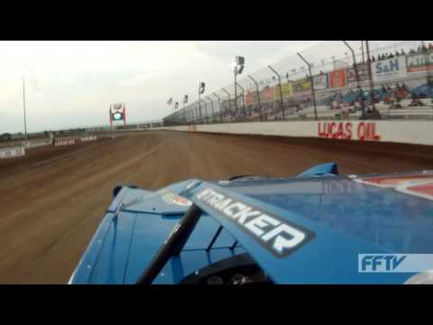 Brian Shirley - Time Trials at Lucas Oil Speedway - 5/22/2014