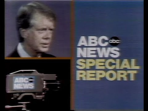 "WLS Channel 7 - Carter Morning Press Conference & Partial Happy Days - ""Arnold's Wedding"" (1977)"