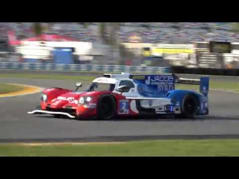 Check Out the Highlights From Last Weekend's Roar Before the 24 Test