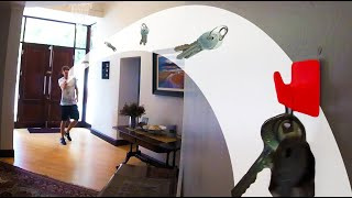 REAL LIFE  TRICK SHOTS - Incredible real life trick shot compilation