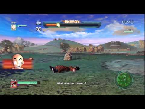 Dragon Ball Z: Battle of Z (Demo Story Gameplay)