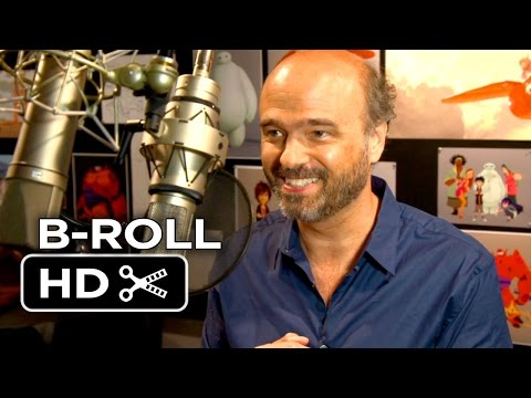 Big Hero 6 BROLL  Scott Adsit as Baymax 2014  Maya Rudolph Movie HD