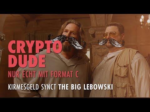 Crypto Dude