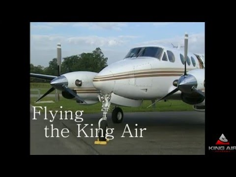 Flying the King Air with Tom Clements - Part 1