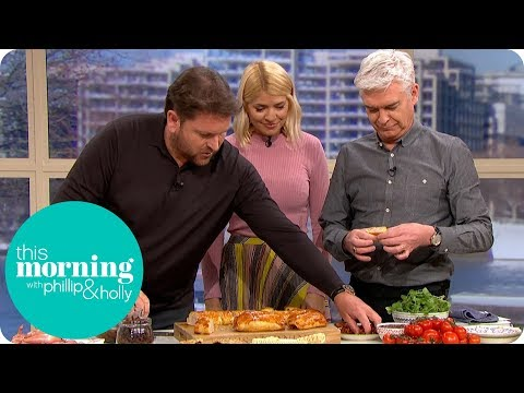 James Martin's Great British Sausage Roll | This Morning