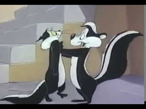 Pepe Le Pew Is Odor Able Youtube