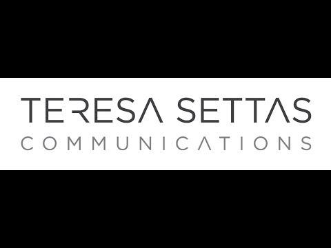 Boutique public relations agency | Teresa Settas Communications.