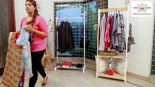 Horn Clothing Rack- Buy Online @ Opicka Furniture
