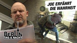 Berlin - Tag & Nacht - Joe erfährt von Davids Plan #1694 - RTL II