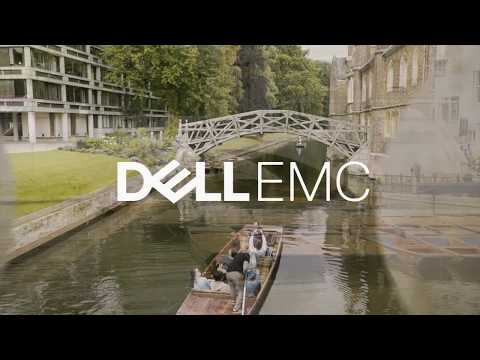 University of Cambridge Drives Scientific Discovery with Dell EMC PowerEdge Servers