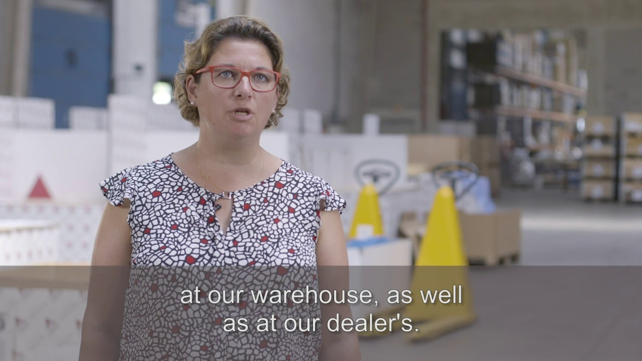 AGCO People Behind The Parts : Bettina (AGCO) - EN subs