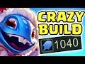 THE WORLD'S FIRST 1000+ AP FIZZ JUNGLE BECAUSE NOBODY IS DUMB ENOUGH TO TRY THIS - Nightblue3