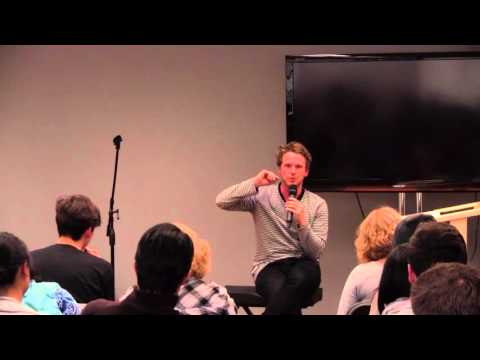 Luke Stones // Finding Family // Conference 2015