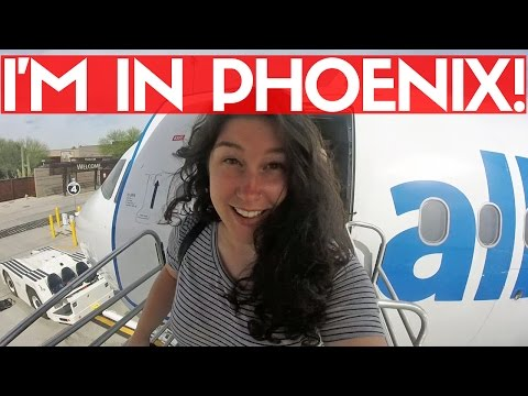 ARIZONA TRAVEL VLOGS BEGIN!