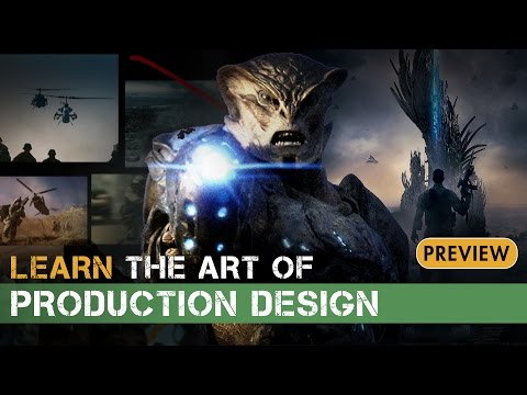 Production Design - The Process of Creating a World for Film - PREVIEW