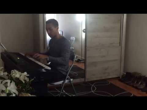 Piano mash up: say my name (Destiny's Child) / Winner (Karina Pasian) / Take shelter (Years&Years)