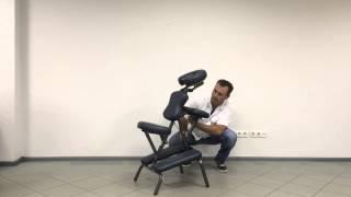 Cтул  для массажа шейно-воротниковой зоны Гном обзор