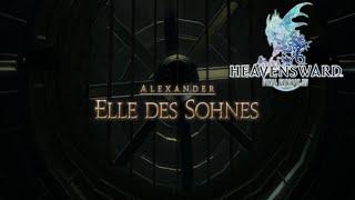 Final Fantasy XIV Heavensward - Elle des Sohnes (A6)