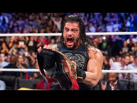 Roman Reigns biggest wins: WWE Playlist
