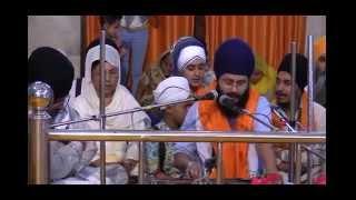 002 Paonta Sahib Samagam 13June2015 Mor Bhai Arminder Singh Jee Jalandhar