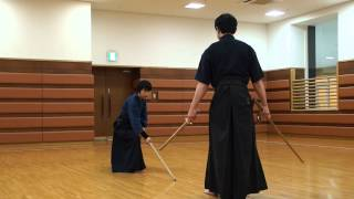 神道夢想流杖術 其之四 Shinto muso-ryu jojutsu PART4 budo