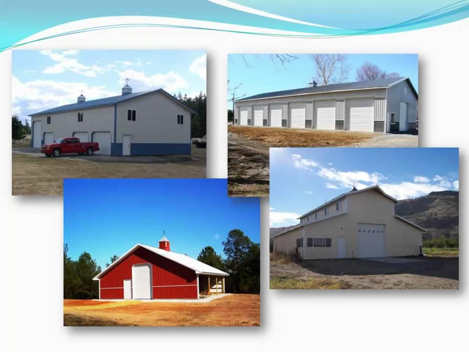 Hansenpolebuildings Pole Barns Buildingetal Building Professionals