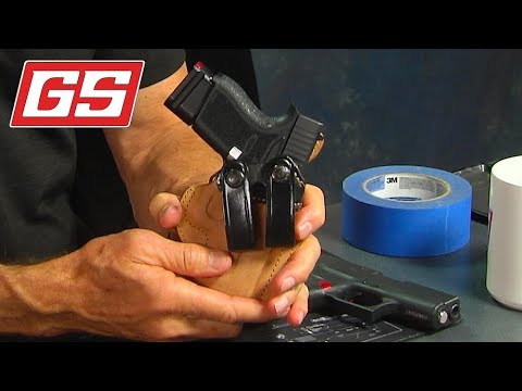 Lenny show's the World's Best Concealment Holster for G43 - A GlockStore Exclusive!