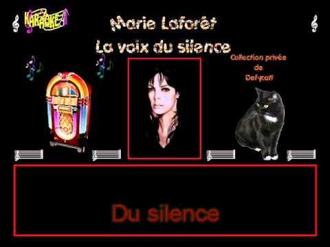 Marie Laforêt   La voix du silence