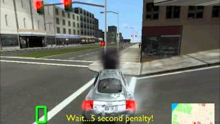 Midtown Madness 2 Online Police Chase