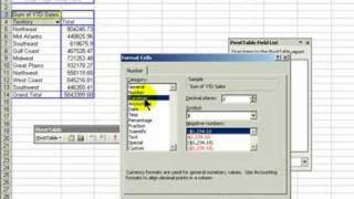 Introduction to Excel Pivot Tables thumbnail