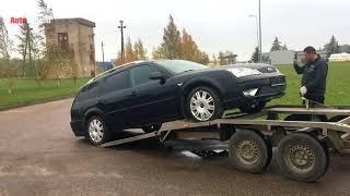 Авто из литвы.регистрируем ford mondeo 3 2006