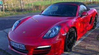 2014 Porsche Boxster 981 Test Drive & Sound!