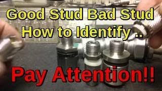 How to: Good and bad antenna stud mounts (so239) for mobile 10 Meter CB Radios.