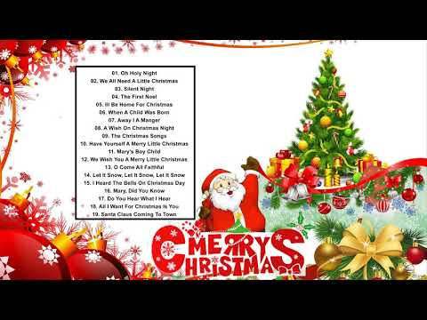 Merry Christmas 2019 - Top Christmas Songs Playlist 2019 - Best Christmas Songs Of All Time