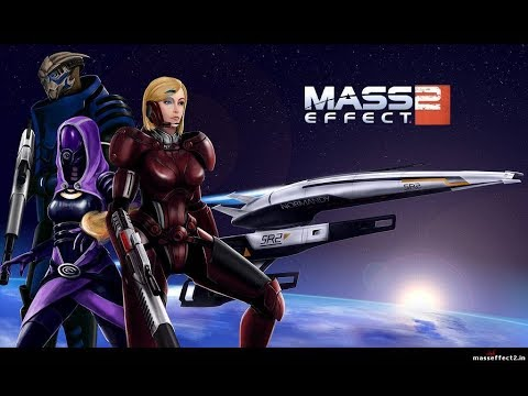 Mass Effect 2 часть 3 Архангел