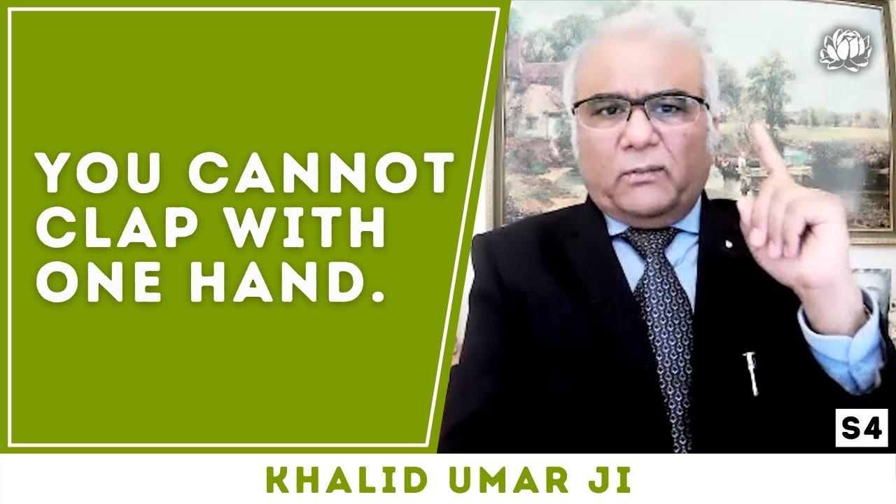 Hindus call Muslims brothers only for Muslims to call Hindus kafirs or mushriks | Khalid Umar ji
