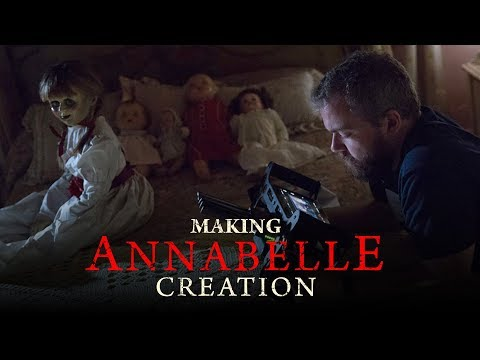Making Annabelle: Creation & Shazam w/ Director David F. Sandberg
