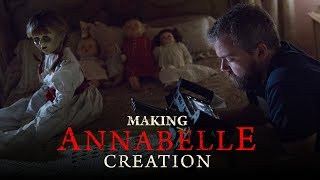 Making Annabelle: Creation & Shazam W/ Director David F. Sandberg