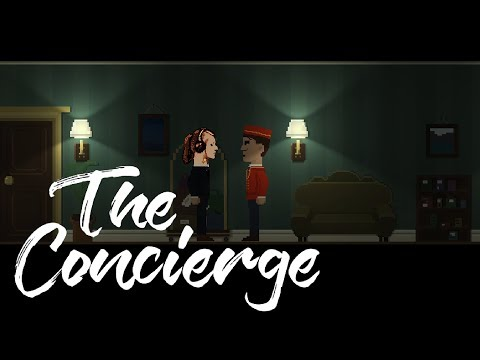 THE CONCIERGE | Playthrough