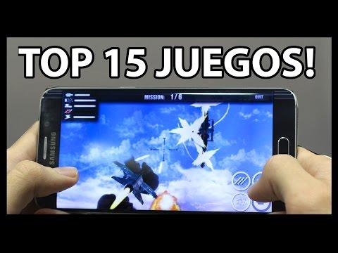 Mejores JUEGOS gratis para Android 2016  EL TOP 15