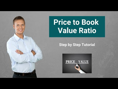 Price To Book Value Ratio | Formula | Calculation With Examples