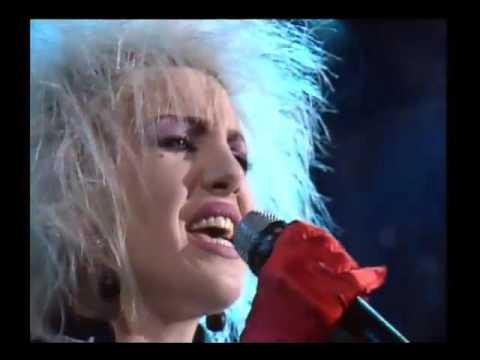 Spagna - Call me ( Stardust Show Danish Tv )