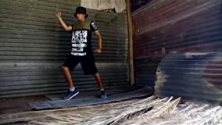Dunk Contest (magic bird) - coreografia - Franco Aguirre