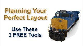 2 Free Tools for Planning Model Train Layouts
