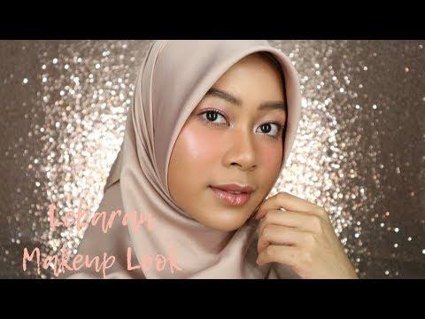 Makeup Simple Untuk Hari Lebaran ( Eid Makeup Tutorial )