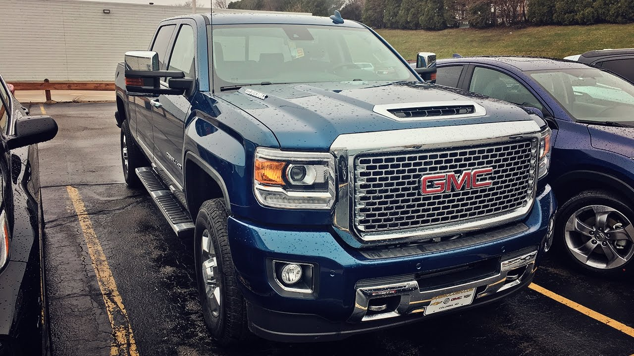 and hd dump carfax detail documented certified by miles truck actual sierra used gmc landscape