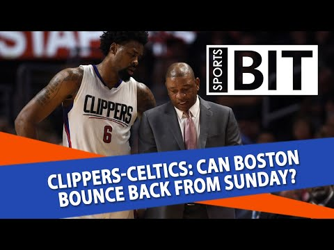Los Angeles Clippers at Boston Celtics | Sports BIT | NBA Picks